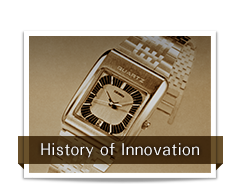 History of Innovation