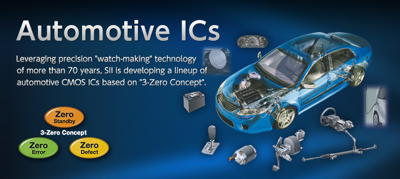 Automotive ICs