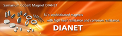 DIANET website